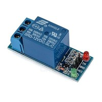 1 Channel 12V Relay Module With Screw Terminal