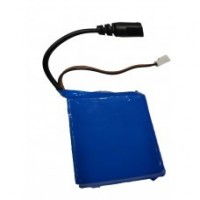 Lithium-Ion Rechargeable Battery Pack 11.1V 2500mAh
