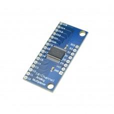 CD74HC4067 High Speed CMOS 16-Channel Analog Digital Multiplexer Breakout Module