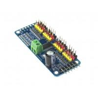 16-Channel 12-bit PWM/Servo Driver I2C interface PCA9685 for Arduino Raspberry Pi
