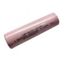18650 Li-ion 3.7V 2600 mAh Lithium-Ion Cell ROOFER