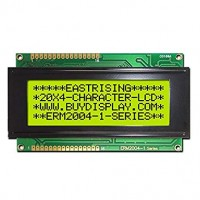 20X4 Parallel LCD Display with Green Backlight
