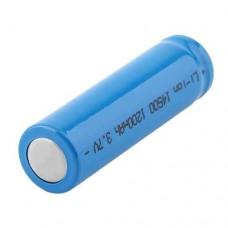 18650 3.7V Rechargable 1200mAh Li-ion Battery XTT ICR