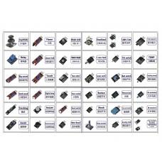 37 in one Sensors Kit for Arduino