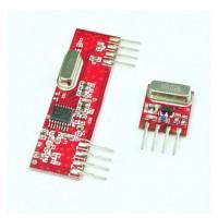 433MHz RF Transmitter Receiver Wireless Module
