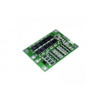 4S BMS module of Li-Ion batteries 16.8V 40A, with protection and balancing