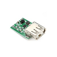 0.9-5V to 5V 600mA USB Charger DC-DC Converter Step Up Boost Module