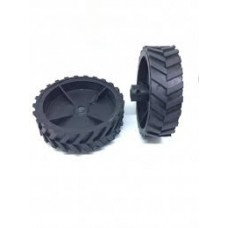 Black Wheel 7×2 CM