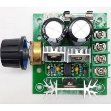 DC Motor Speed Controller 10V-40V PWM Control Variable Volt Regulator