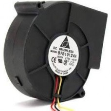50mmx15mm 3500RPM Brushless DC Cooling Blower Fan 12V 0.16A R2W7