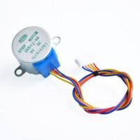 Stepper Motor 5V Unipolar Arduino Compatible