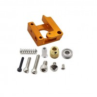 MK8 extruder Aluminum 3D Printer Block Right Side
