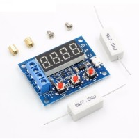 Battery Capacity Tester External Load Discharge Type