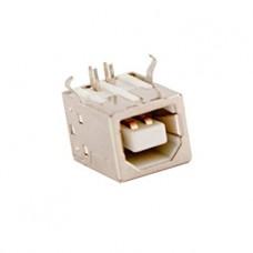 USB Type B Female Port Connector