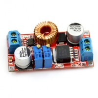 XL4015 5A CC and CV Adjustable Step Down DC-DC Buck Converter Module