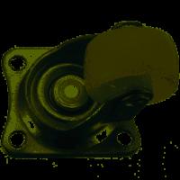 Castor Wheel for Omni Directional Robots