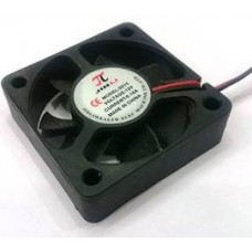 50x50x15mm Dc Brushless 12V 0.16A 2 Pin Cooling Fan