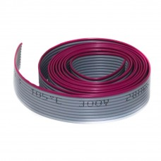 Gray Flat Ribbon Cable 10 wires per 1 meter