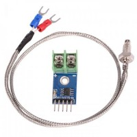 MAX6675 Module with K Type Thermocouple Sensor