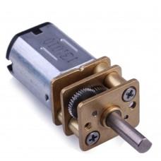 N20 Micro Gear 12V 100RPM DC Motor (High Torque)