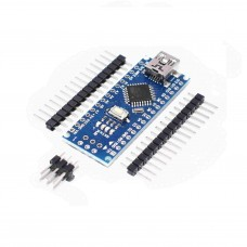 Nano Board R3 with CH340 chip without USB Cable compatible with Arduino (Unsoldered)
