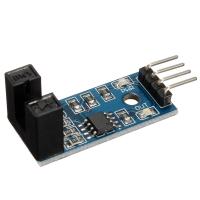 Speed Measuring Sensor Groove Coupler Module For Arduino
