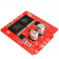 Dual Monster Moto Shield VNH2SP30 DC Motor Driver 2x14A (Peak 30)