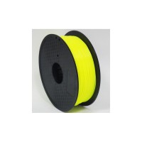 Wanhao Yellow PLA 1.75 mm 1 KG Filament for 3d printer – Premium Quality